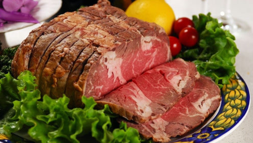 美国人喜欢吃生牛肉,他们不怕有寄生虫吗?原来是早有准备了!