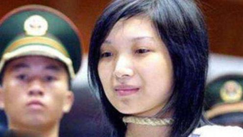中国最美囚犯,刚满22岁就被枪决,临刑前做了一个奇怪的表情!