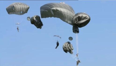 男子高空跳伞失误,半空撞到降落伞,镜头拍下30秒堕落过程!