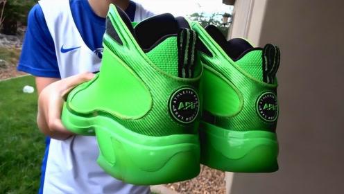 一出厂就被列为NBA禁用鞋,里面有什么猫腻?网友:这该怪谁?