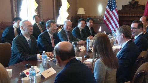 利好中美企业!美公布437项豁免清单 中美代表团回到谈判桌