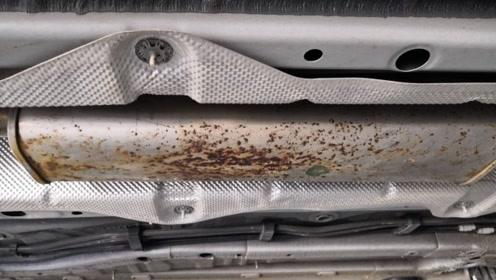 日系车底盘不容易生锈是真的吗?