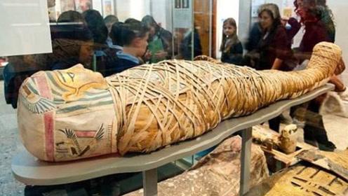 神奇的木乃伊,时隔千年心脏还在跳动,解剖发现竟是心脏起搏器!