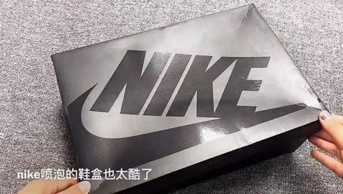 球鞋开箱:花了2个月工资买的牛油果绿Nike鞋,打开后太惊艳