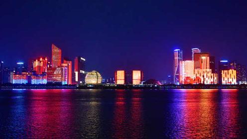 蚂蚁金服总裁胡晓明:未来两个新金融中心会是杭州和深圳