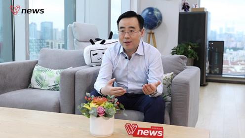 专访哔哩哔哩陈睿:给人带来快乐的工作我可以做一辈子