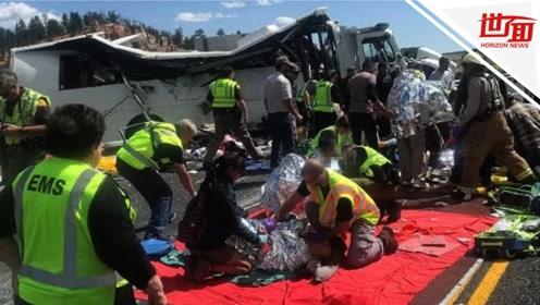 美医院通报中国游客情况:15年来最严重事故 仍有12人住院