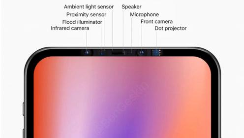 新款iPhone原型机渲染图曝光;一加7T正式发布后置三摄