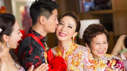 她曾是TVB知名视后,因一时糊涂自毁前程,今嫁豪门专心生娃