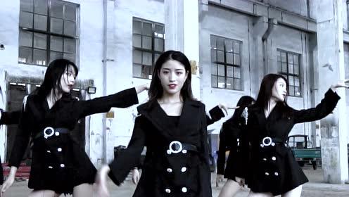 洛阳爵士舞 乐舞秀女团翻跳《ADIOS》