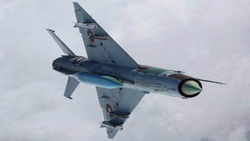 最大速度2.2马赫,战场上多次击落美战机,近50国在使用