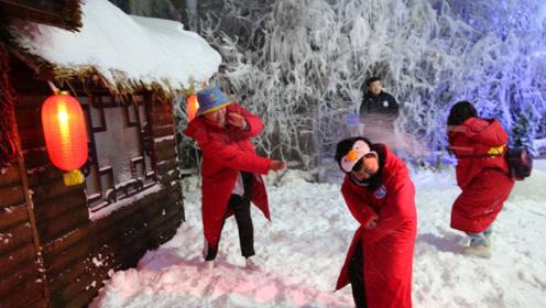 曲江极地冰雪世界投几百万升级改造,十一假期给游客带来新的体验