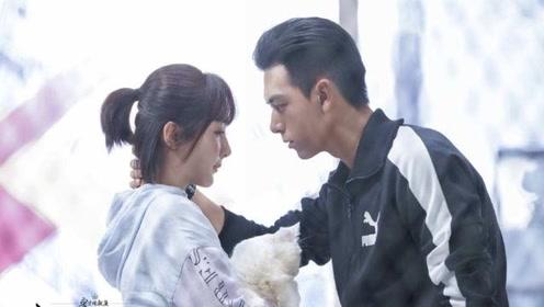 杨紫拍吻戏太淡定,李现大凶:你给我热情一点!杨紫的反应太搞笑
