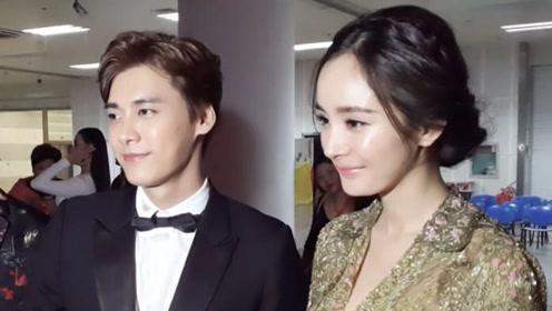 李易峰与杨幂拥抱,被赞友谊不变,网友:我羡慕了