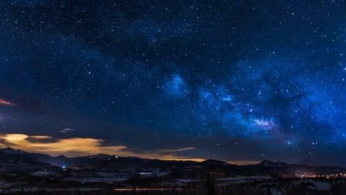 星星都去那了?为何看见的星星变少了?科学家说是这3个原因!
