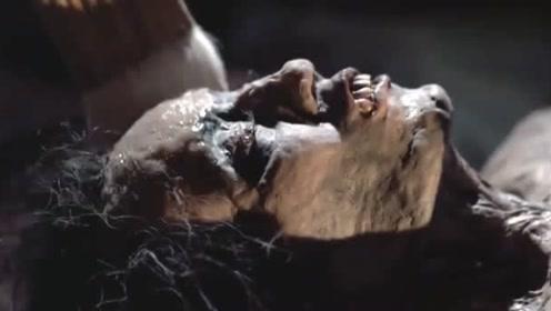 鬼片:妻子死后,为了给她复仇,丈夫竟用自己的肉体当祭品