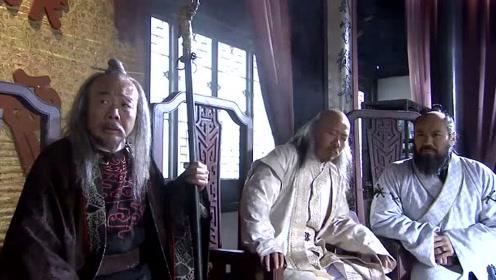 碧血剑:袁承志师门赫赫,温家五老不敢轻举妄动,只能用阴计治他