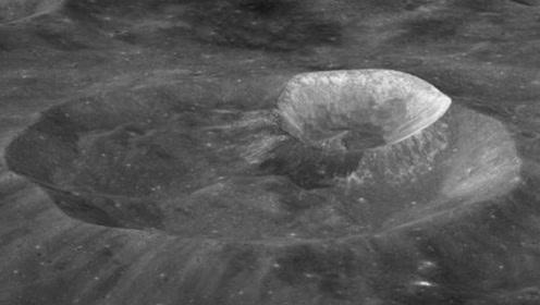 月球上的新疑点?被认为是陨石坑的地方,或不是被陨石撞击的!