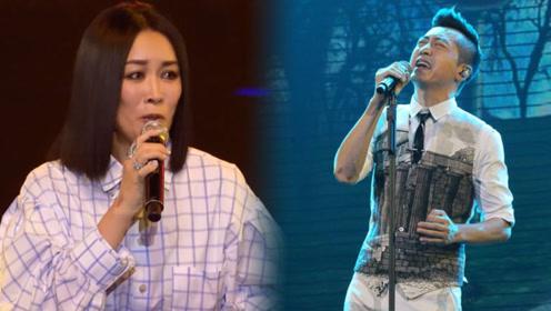 庾澄庆那英同唱《只有为你》,嘻哈摇滚别具风格