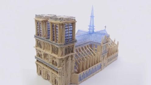 外国牛人研发3D打印神奇,分分钟让你爱上它的杰作,涨见识了