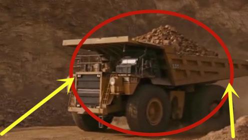 贪心货车司机,严重超载前轮抬起,司机却淡定向前开!