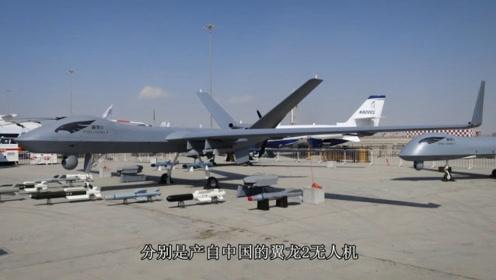 无人机大战,主角分别是中国造与土耳其造,结果很明显