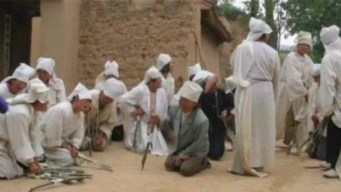 """去世后,家人""""披麻戴孝""""的传统是怎么流传下来的?看完心酸不已"""
