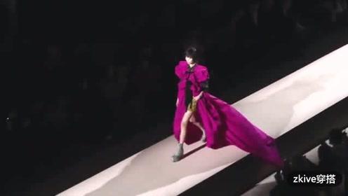 Dries Van Noten2020春夏女装系列时装秀
