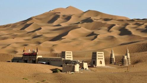近百年未下雨的沙漠,却生活了近百万人,当地人却不愁用水?