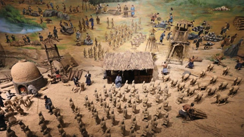 秦始皇的陵墓,为什么到如今都没有人胆敢发掘?3D还原全过程