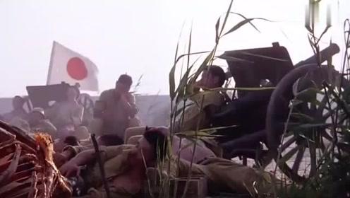 三毛人小鬼大,往活牛身上绑满了炸药,直接赶进日军营地