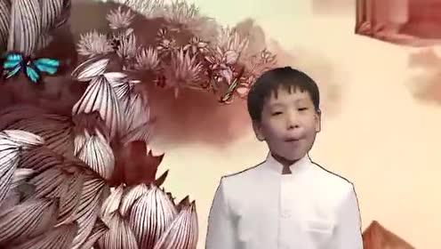 为祖国作文二年级:一起来欣赏小朋友的朗诵吧