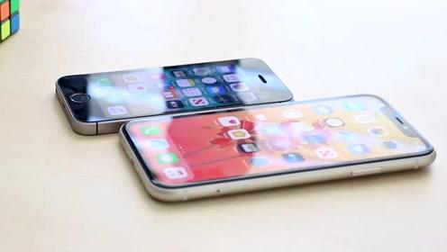 iPhone 11和iPhone SE速度对比测试