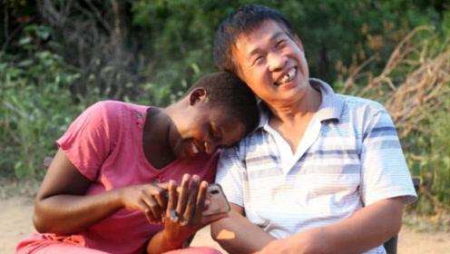 非洲美女嫁大18岁河南农民,三年生2混血儿子,婚后生活让人羡慕