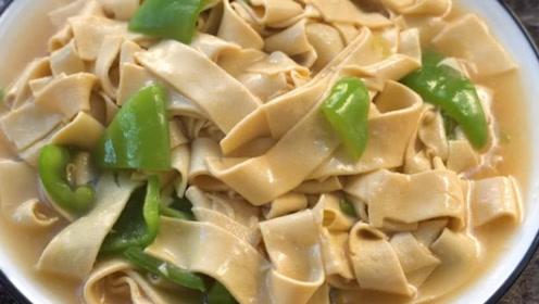 尖椒干豆腐不嫩滑?这1步最关键,制作简单而且营养好吃