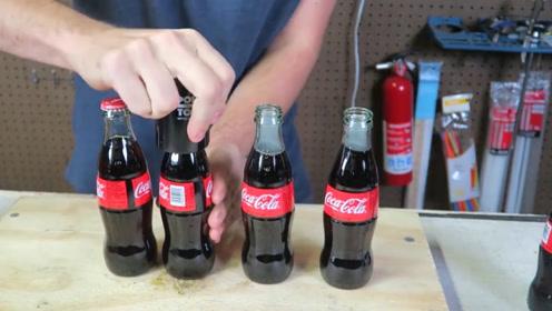 几种实用的开瓶神器,网友:看完长见识了!