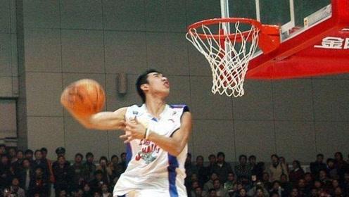 中国男篮的天才!徐咏精彩集锦回顾