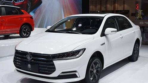 比亚迪又一硬核家轿来袭,轴距近2.7米6.68万就能买,自主轿车要崛起