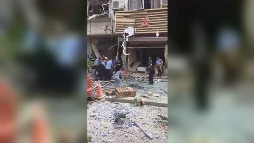 无锡一处小吃店发生爆炸 已至少导致6人死亡