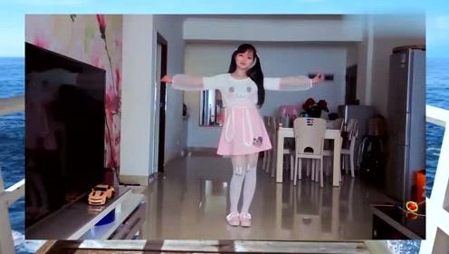 萝莉小姐姐:爸妈不在,挑个猫咪舞,压压惊!