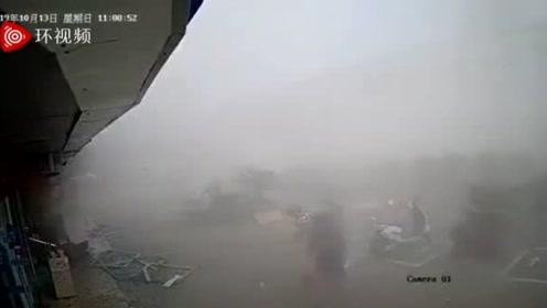 无锡市锡山区一小吃店发生燃气爆炸