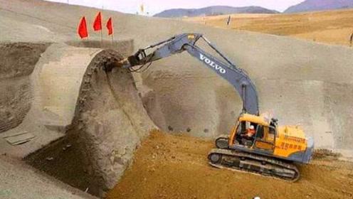 中国一隧道3年挖出4米,印度笑了,德国专家却默默立起大拇指!