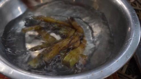 古代的越南人吃什么?都是纯天然的食物,看着没食欲却很有营养