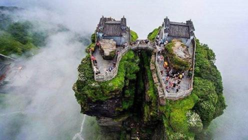 """中国最美""""天空之境"""",站在上面宛如成仙,外国人都觉得不可思议!"""