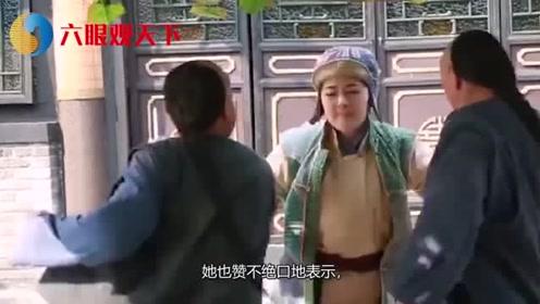 向佐正在试衣服,郭碧婷无视镜头闯入,导演组竟没剪