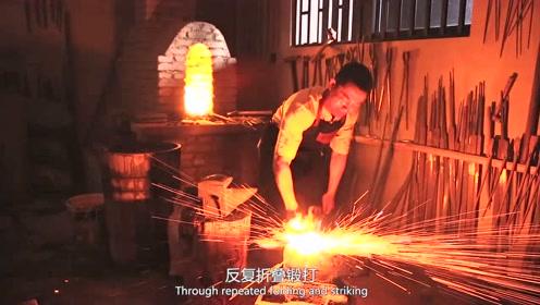"""一把剑卖50万元 龙泉宝剑""""触网""""焕新生"""