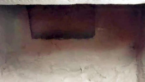 村民打理自家果园时发现地下古墓 疑似罕见双子墓
