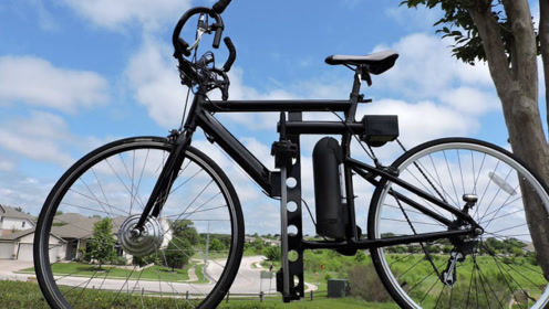 一般人没见过的4个自行车,骑行方式刷新三观