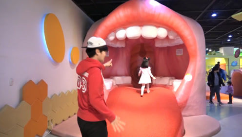 小朋友不爱刷牙怎么办?口腔博物馆一日游,直接治好不刷牙的坏习惯!