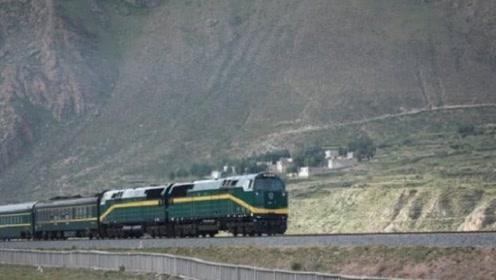 跑青藏铁路的火车,为什么到格尔木市要换美国车头?长见识了